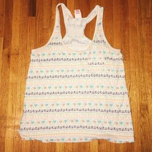 Cute Patterned Tank